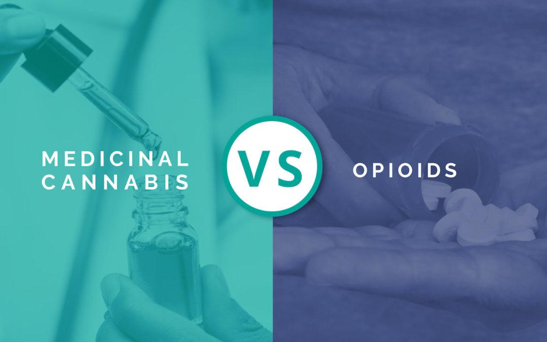 Medicinal Cannabis vs. Opioids