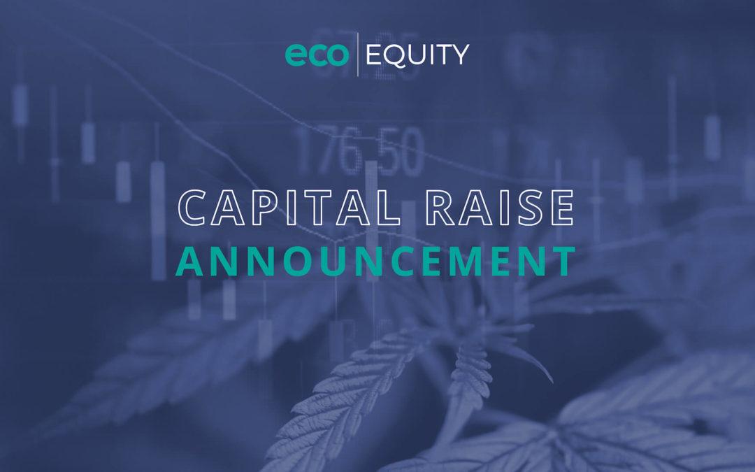 Capital Raise Announcement